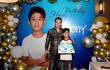 Chồng cũ tổ chức sinh nhật xa xỉ cho con trai, Lệ Quyên vắng mặt