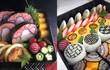 Những hộp cơm đầy sắc màu của mẹ Việt ở Nhật khiến ai cũng thèm