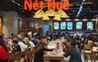 Hà Nội: Nhà hàng ở TTTM đông nghịt khách sau khi được mở lại