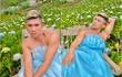 """Bất ngờ diện váy, bạn trai Ngân 98 nhận phản hồi """"gắt"""" từ netizen"""