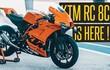 """KTM RC 8C gần 900 triệu đồng """"bán sạch"""" chỉ sau hơn 4 phút"""