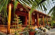 Cận cảnh căn nhà 6 tỷ xây bằng 4.000 cây dừa nức tiếng miền Tây