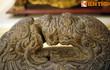 Chiếc mõ khổng lồ chạm hình rồng của triều Nguyễn