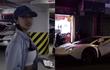 """Lái siêu xe đi ăn cơm tấm, nữ rich kid khiến netizen """"choáng"""""""