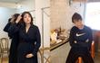 """Khoe ảnh cùng 1 chiếc váy, """"Thánh ăn"""" Hàn Quốc gây sốc với ngoại hình"""
