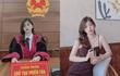 """Lộ danh tính """"hot girl thẩm phán"""" xinh đẹp khiến netizen xao xuyến"""