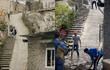 Dốc Nhà Bò Đà Lạt được tu sửa, netizen vừa mừng vừa tiếc