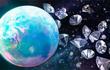 Phát hiện hành tinh được bao phủ kim cương nhưng... khó sống