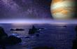 """Hành tinh """"lừa"""" người Trái đất, phát ra tín hiệu giả của sự sống"""