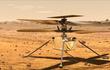 """Hé lộ """"khủng"""" về máy bay của NASA vừa cất cánh trên sao Hỏa"""