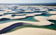 Những sa mạc đặc biệt nhất thế giới, có nơi ngập đầy muối