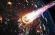 """Con người """"bó tay"""" trước thảm họa thiên thạch lao vào Trái đất"""