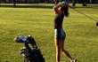 """Nữ golf thủ nóng bỏng thích """"cởi đồ"""" nhất thế giới"""