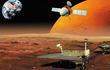 """Sự """"khác biệt"""" hành trình đáp xuống sao Hỏa tàu thám hiểm Trung Quốc và NASA"""