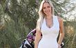 Nữ golf thủ gợi cảm lộ ảnh nóng do yêu phải tên sở khanh
