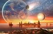 Phát hiện hành tinh mới tương tự Trái đất, thậm chí có cả mây