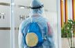 """Công nghệ áo làm mát chống dịch COVID-19 """"xịn mịn"""" của sinh viên Bách Khoa"""