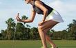 """Nữ golf thủ """"tài sắc vẹn toàn"""" của Châu Á thành danh trên đất Mỹ"""