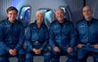 Soi nội thất tàu vũ trụ của Jeff Bezos... khách chê chật chội?