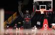 """Sốt xình xịch Robot ném bóng rổ """"thần sầu"""" tại Olympic Tokyo"""