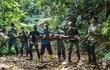 """Tóm gọn """"siêu trăn"""" 120 kg ở Malaysia: Là loài khủng nhất thế giới?"""