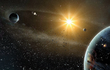 """Kinh ngạc hành tinh duy nhất ung dung tồn tại khi Mặt trời """"giãy chết"""""""