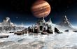 Bắt được tín hiệu của sự sống trên mặt trăng Europa của Sao Mộc
