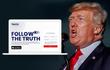 """Cạnh tranh với Big Tech, ông Trump ra mắt mạng xã hội mới """"TRUTH Social"""""""