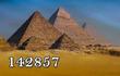 Cực choáng dãy số chi phối nhân loại trong kim tự tháp Ai Cập