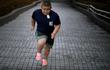Võ sĩ sumo mới 10 tuổi đã nặng 85 kg
