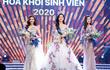 Khi được xướng tên Tân Hoa khôi Sinh viên Việt Nam 2020 bật khóc