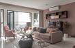 Chiêm ngưỡng căn hộ sắc hồng lãng mạn 170 m2 tại TP Thủ Đức