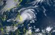 Hình ảnh chụp siêu bão cấp 17 từ không gian