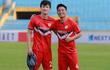 Cầu thủ tuyển Việt Nam khoe thân hình cơ bắp