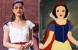 Cô gái cao 1,57 m trở thành công chúa mới của Disney