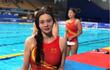 Nữ thần bơi lội mới của đội Olympic Trung Quốc