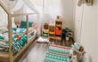 Mẹ trẻ tự tay thiết kế phòng ngủ cho con gái khiến nhiều người mê mẩn