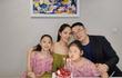 """Tổ ấm Hương Giang và chồng Trung Quốc: 2 """"trường phái"""" nhan sắc"""