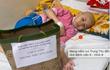 Mang niềm vui Trung Thu đến với những em nhỏ Bệnh viện K