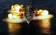 Tại sao Mỹ không hợp nhất tàu sân bay và tàu chiến như Liên Xô?
