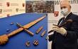 Bí mật thanh kiếm cổ hơn 600 tuổi tìm thấy ở Ba Lan