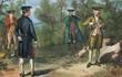 Cuộc đấu súng nổi tiếng lịch sử Mỹ hơn 200 năm trước