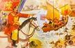Vua Việt nào cởi hoàng bào đắp cho thủ cấp danh tướng Mông Cổ?