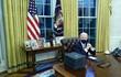 Văn phòng làm việc của ông Joe Biden trong bốn năm tới