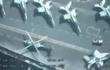 UAV Iran bay trên đầu quay phim, tàu sân bay Mỹ không hay biết