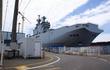 Nga nhắc về Mistral sau khi Pháp mất hợp đồng tàu ngầm cực lớn với Australia