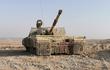 """Xe tăng Nga """"độ"""" giáp độc để tránh tên lửa Mỹ"""
