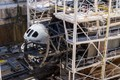 Hình ảnh choáng bên trong tàu ngầm hạt nhân La Perle vừa cháy rụi