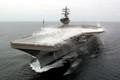 Nếu tàu sân bay bốc cháy, Hải quân Mỹ sẽ làm gì?