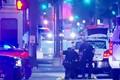 Hiện trường vụ bắn chết 5 cảnh sát Mỹ ở Dallas